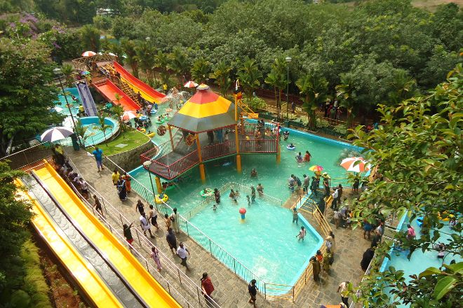 Wonderla Amusement Park, Kochi (Cochin), India