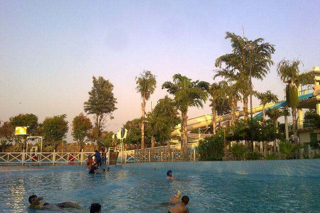 Wonderland Theme Park, Jalandhar, India