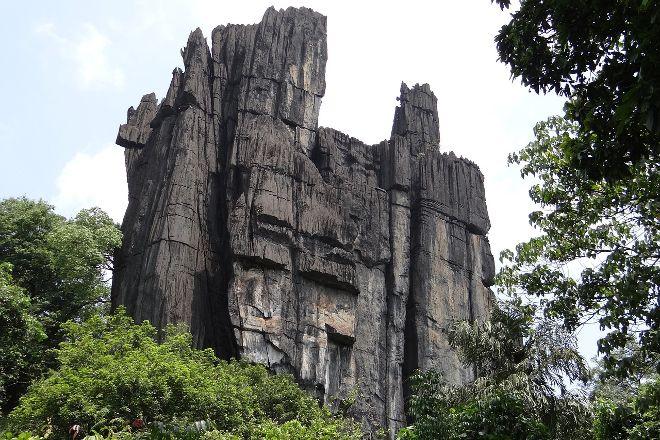 Yana Rocks, Yana, India