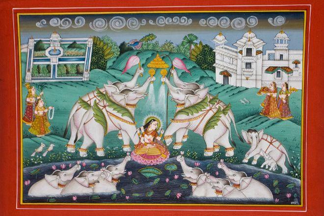 Yug Art, Bundi, India