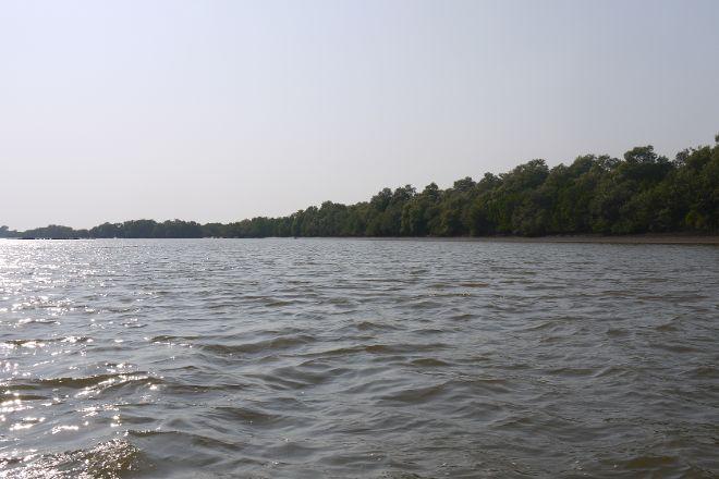 Zuari River, Vasco da Gama, India
