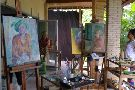 Noella Roos Art Studio ( Drawing and Oil Painting Class)