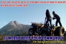 86 Merapi Jeep Tour Community