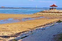 Cemara Beach, Sanur, Indonesia