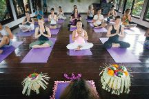 Intuitive Flow Yoga Studio, Ubud, Indonesia