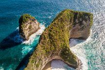 Kelingking Beach, Nusa Penida, Indonesia