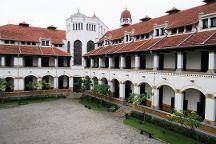 Lawang Sewu Building