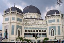 Medan Grand Mosque, Medan, Indonesia