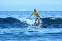 Monkey Surfing
