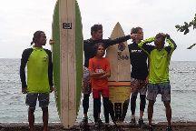 Nayaka Surf School, Senggigi, Indonesia