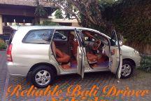 Reliable Bali Driver, Kuta, Indonesia