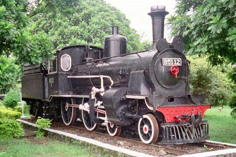 Ambarawa Railway Museum, Ambarawa, Indonesia