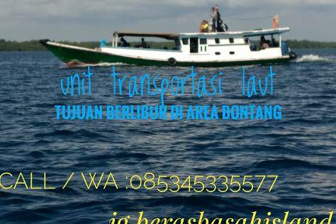 Beras Basah Beach, Bontang, Indonesia