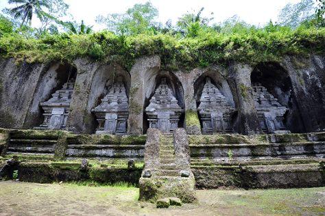 Gunung Kawi Sebatu Temple, Tegalalang, Indonesia