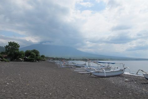 Jemeluk Beach, Amed, Indonesia