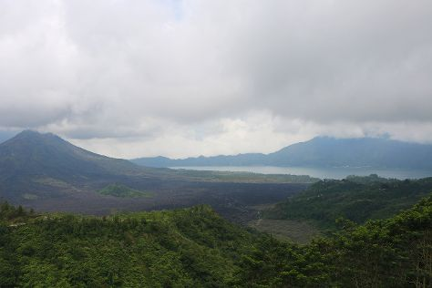 Kintamani Highland, Kintamani, Indonesia