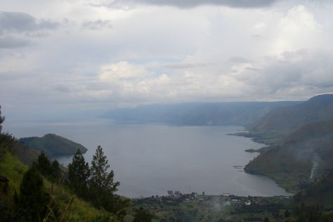 Lake Toba, North Sumatra, Indonesia