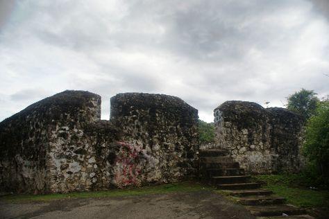 Otanaha Fortress, Gorontalo, Indonesia