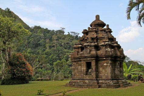Selogriyo Temple, Borobudur, Indonesia