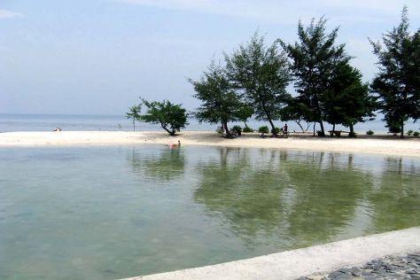 Tidung Island, Thousand Islands, Indonesia