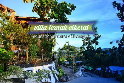 Villa Ternak Cikerai, Cilegon, Indonesia