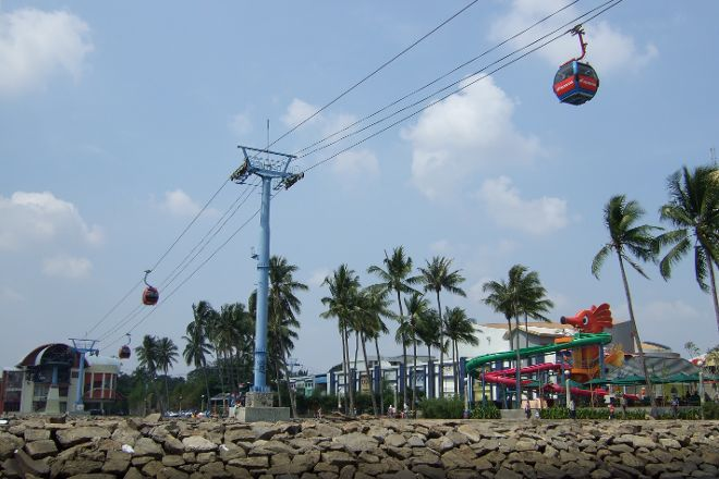 Ancol Dreamland, Jakarta, Indonesia