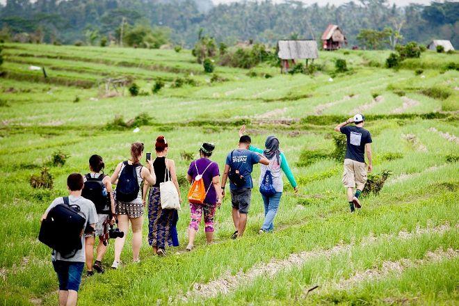 Bali Countryside, Sidemen, Indonesia