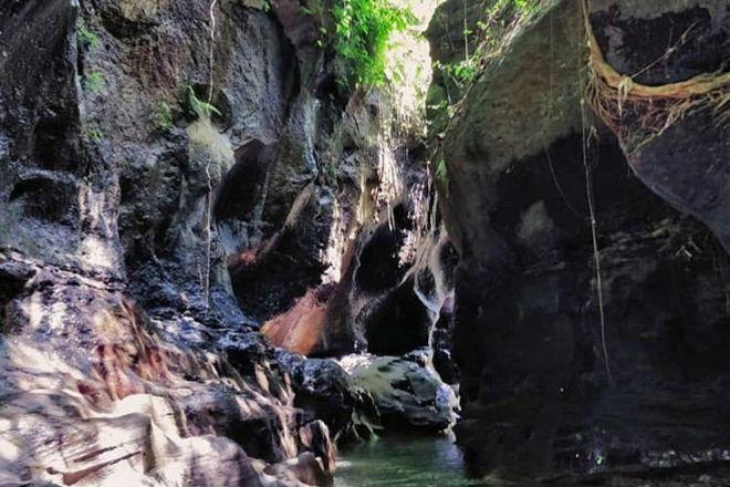 Bali Hidden Canyon Tour, Ubud, Indonesia