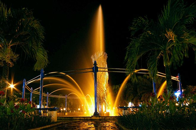 Bekapai Park, Balikpapan, Indonesia