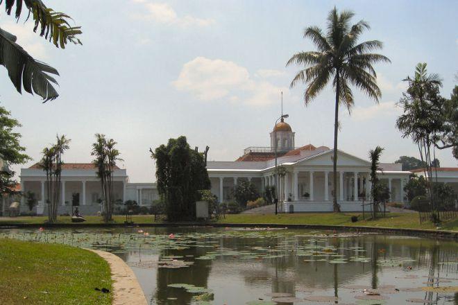 Bogor Palace, Bogor, Indonesia