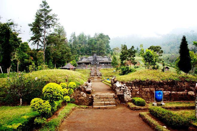 Cetho Temple, Karanganyar, Indonesia