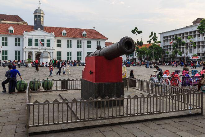 Fatahillah Square, Jakarta, Indonesia