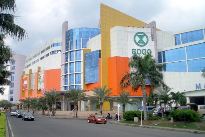 Galaxy Mall, Surabaya, Indonesia