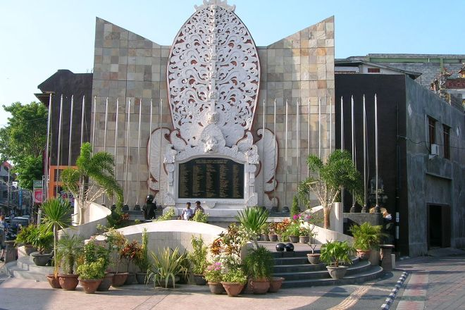 Ground Zero Monument, Kuta, Indonesia