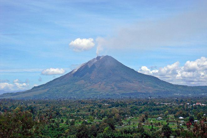 Gundaling Hill, Berastagi, Indonesia