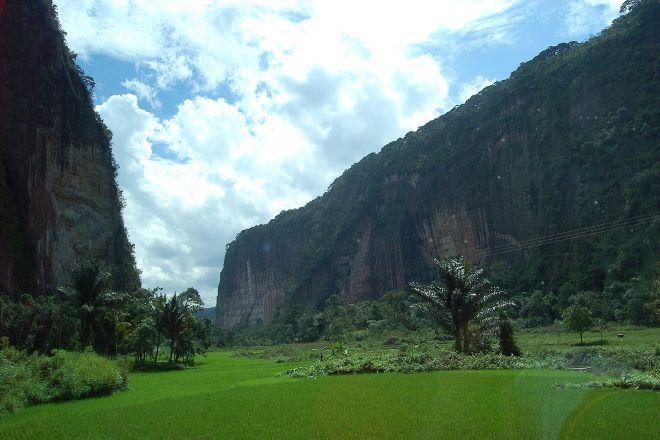 Harau Canyon, Payakumbuh, Indonesia