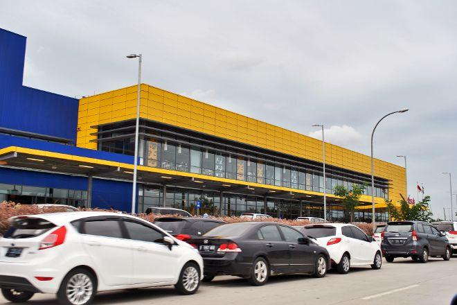IKEA Alam Sutera, Serpong, Indonesia