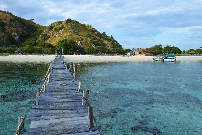 Kanawa Island, Labuan Bajo, Indonesia
