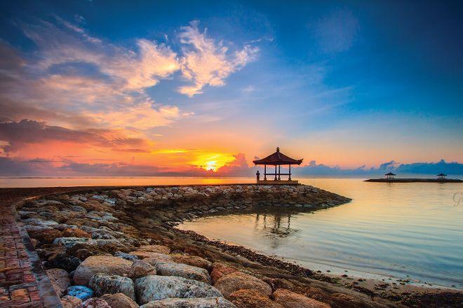 Karang Beach, Sanur, Indonesia
