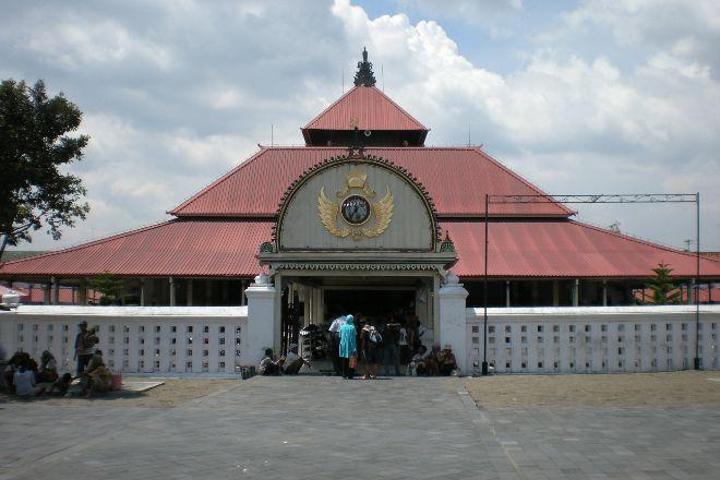 Kauman Great Mosque, Magelang, Indonesia