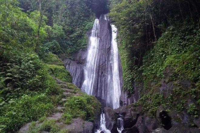Kuning Waterfall, Bangli, Indonesia