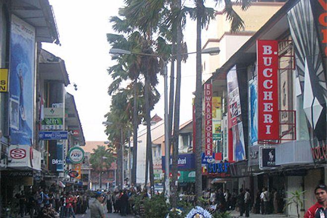 Kuta Square, Kuta, Indonesia