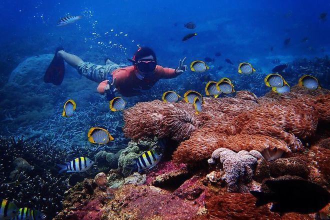 Lembongan Water Sport, Nusa Lembongan, Indonesia