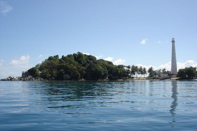 Lengkuas Island, Belitung Island, Indonesia