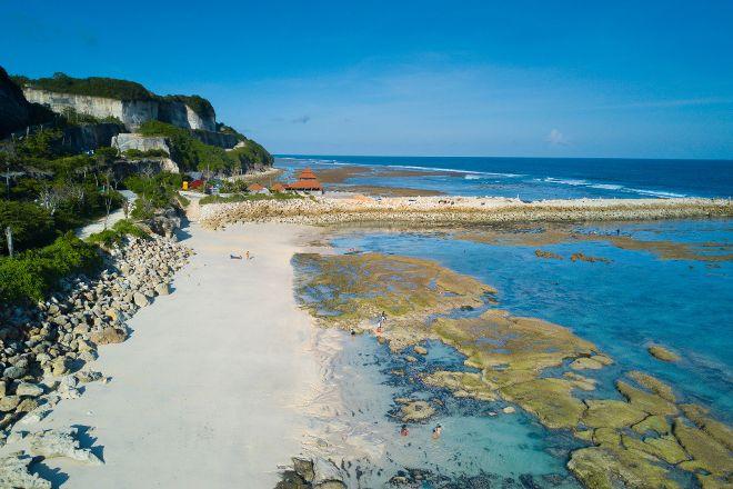Melasti Beach, Ungasan, Indonesia