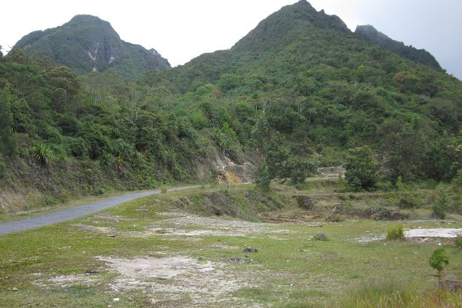 Mount Sibayak, Berastagi, Indonesia