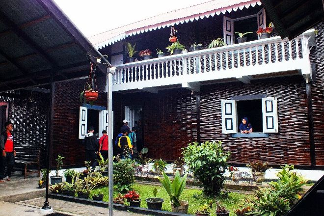 Museum Rumah Kelahiran Bung Hatta, Bukittinggi, Indonesia