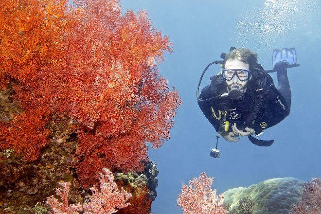 OK Divers, Padangbai, Indonesia