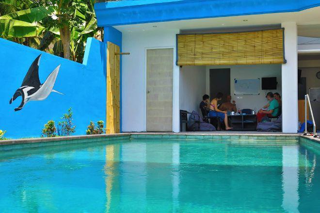 Paradise Diving Bali, Manggis, Indonesia