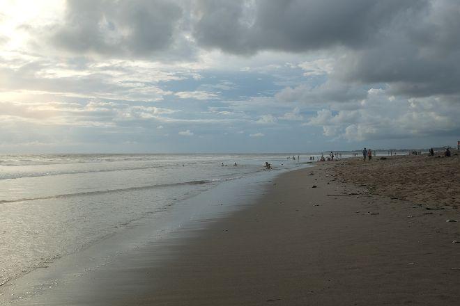 Petitenget Beach, Kerobokan, Indonesia